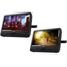 Lecteur DVD portable double écran D-Jix PVS 706-70DP TWINDouble Player