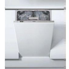 Lave vaisselle tout intégrable 45 cm Whirlpool WSIO3T223PEX 6ème SENS