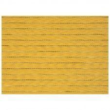 Set de table en plastifié jaune 33×45