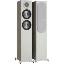 Enceinte colonne Monitor Audio Bronze 200 Gris