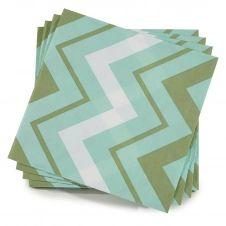 Serviette en papier pop 40 x 40