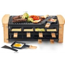 Raclette Kitchen Chef KCWOOD.8RP