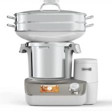 Robot cuiseur Kenwood Connecté CookEasy+ PREMIUM CCL50.B9CP