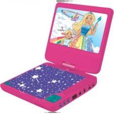 Lecteur DVD portable Lexibook DVDP6BB Barbie