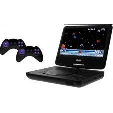 Lecteur DVD portable D-Jix PVS 906-20 Rotatif Gaming