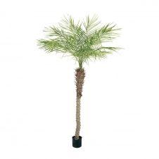 Palmier artificiel esprit végétal 2m
