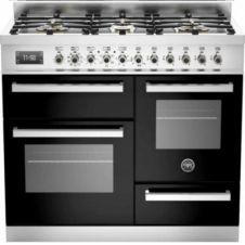 Piano de cuisson mixte Bertazzoni PRO100 6 MFE T NE T