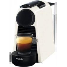 Nespresso Magimix Essenza Mini Blanc 11365