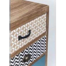 Commode Capri 5 tiroirs Kare Design