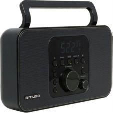 Radio analogique Muse M-091 R noir