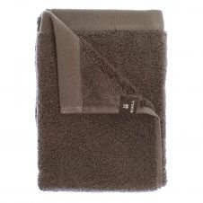 Serviette Maxime brownie 100×150 cm