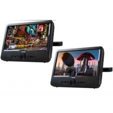 Lecteur DVD portable double écran D-Jix PVS 906-70DP TWIN Double Player