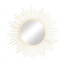 Miroir DIY soleil vintage à fabriquer soi-même D32
