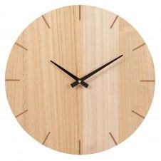 Horloge gravée D40