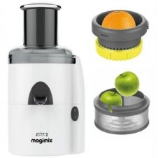 Extracteur de jus Magimix 18080F Juice Expert 2 Blanc
