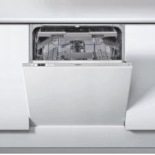 Lave-vaisselle intégrable WHIRLPOOL WIC3C26F 14 couverts blanc