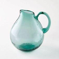Carafe en verre soufflé, Galindo