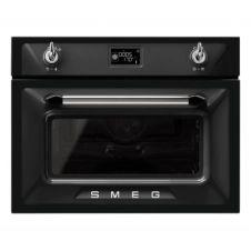 Micro-ondes encastrable SMEG SF4920MCN1 45cm Noir
