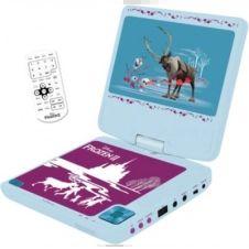 Lecteur DVD portable Lexibook DVDP6FZ Reine des Neiges