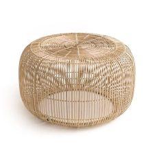 Table basse ronde bambou, BANGOR