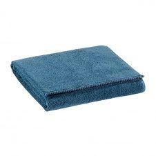 Drap de bain  en coton acier 90 x 150