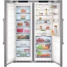 Réfrigérateur Américain Liebherr SBSes8773-21