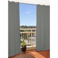 Rideau extérieur gris 135×250