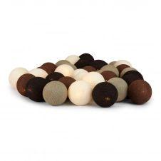 Irislights Brownie 20 boules