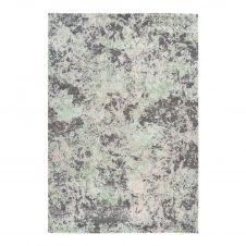 Tapis  design en polypropylène vert 120×170