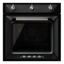 Four encastrable SMEG SF6905N1 Multifonction Noir