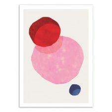 ECLIPSE –  Affiche d'art 50 x 70 cm