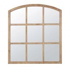 Miroir marron 117×130
