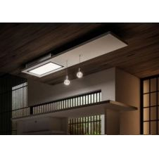 Hotte plafond Elica LULLABY WH WOOD/A/120