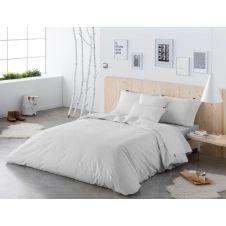 LISOS PC – Housse De Couette 100% coton blanche 240×220