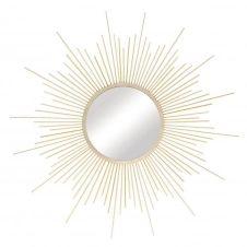 Miroir DIY soleil vintage à fabriquer soi-même D63