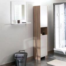 Armoire colonne de salle de bain, Banero
