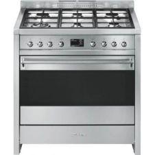Piano de cuisson mixte Smeg A1-9