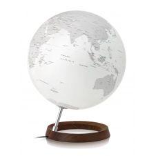 FC REFLETION – Globe terrestre de design, lumineux, textes en anglais