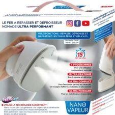 Défroisseur vapeur Best Of Company NANO VAPEUR