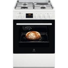 Cuisinière mixte Electrolux EKM648599W