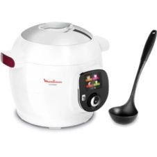 Cookeo Moulinex Cookeo CE700100 100 recettes + louche