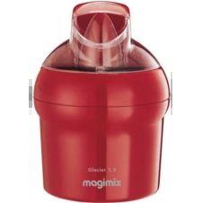 Sorbetière Magimix GLACIER 1.5L 11669 ROUGE
