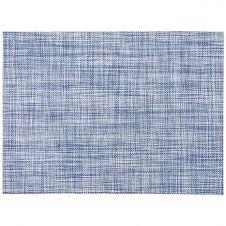 Set de table  en polyester bleu marine 33 x 45
