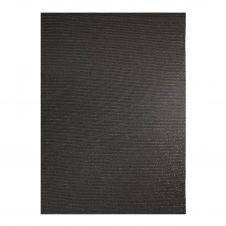 Tapis scintillant pour intérieur-extérieur noir 180×280