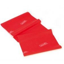 Elastique sport Sissel FITBAND ESSENTIAL rouge 15*250 cm