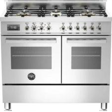 Piano de cuisson mixte Bertazzoni PRO100 6 MFE D X T