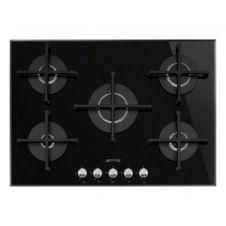 Table gaz SMEG PV175N2 5 foyers Noir
