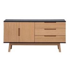 Buffet 2 portes 3 tiroirs Nathan CAMIF EDITION – Fabrication française