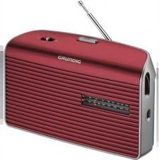 Radio analogique Grundig Music 60 Rouge