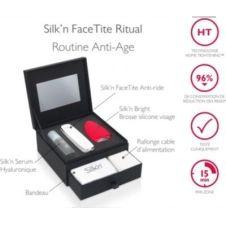 Appareil anti rides Silk'n FACETITE RITUAL 6 en 1